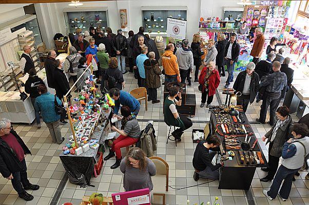 Frühlingsmarkt 2013