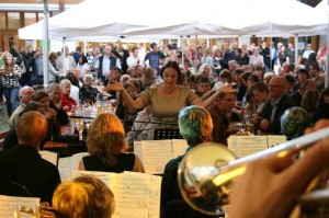Sunnyside Big Band im Hof 2012