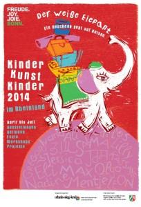 Plakat KiKuKi 2014