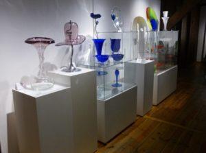 Blick in die Ausstellung, Abteilung Design (Foto: Ruth Fabritius)
